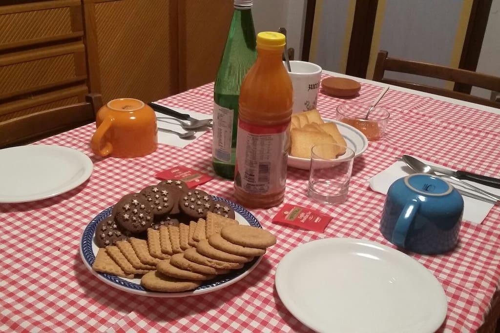 breakfast time :-)