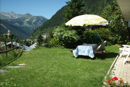 studio dans chalet de montagne - Champagny-en-Vanoise - Wohnung