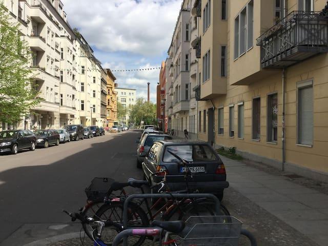 Wohnen in Prenzlberg (CH06) - Berlín - Apto. en complejo residencial