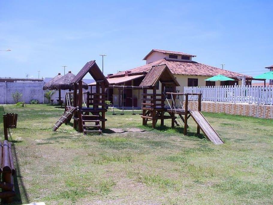 Parque do condomínio