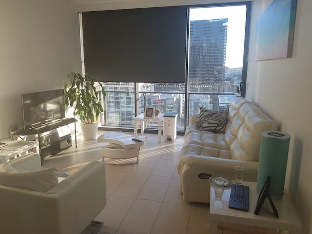 Apartment in South Brisbane with parking