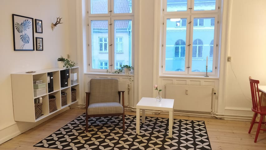 21 sqm room in trendy Nørrebro in top location #2