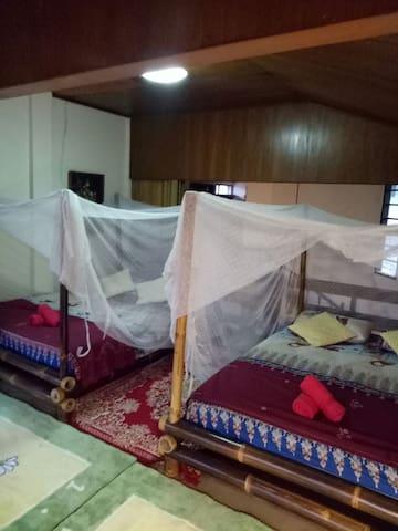 HomeSweetHome FamilyRoom1 BandungCityCtr FreeWifi