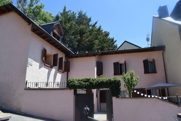 Casa Bachato, esquí en Panticosa