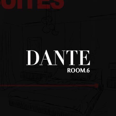 CAMPANA SUITES - ROOM.6 *DANTE