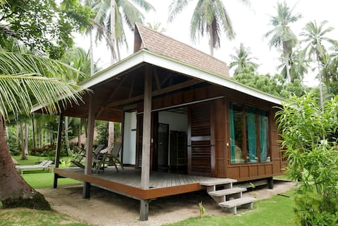 Deluxe Seaview Cottage at Palawan!