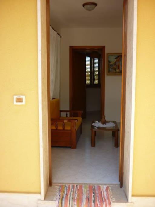 Ingresso Appartamento Gelsomino