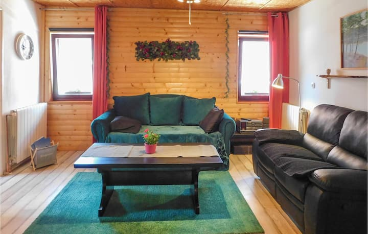 Stunning home in Mrkopalj with Sauna, WiFi and 2 Bedrooms
