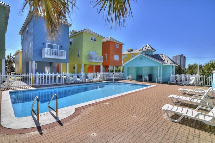 Summer Towne Cottage ~ Pet Friendly Beach Rental!