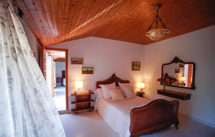 Dormitorio 2, cama doble