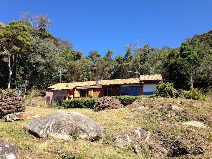 Cabana do Nilo - Serra da Mantiqueira
