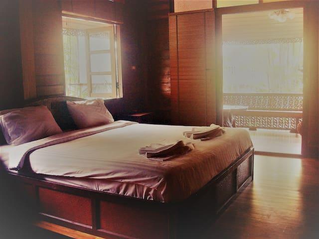 bedroom 1 ( 2 pers)