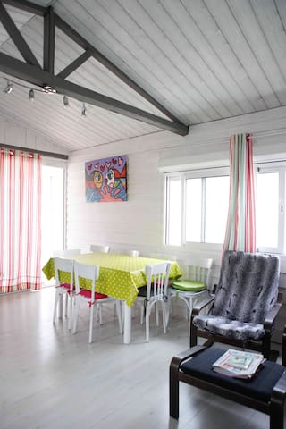 Petit chalet Cosy Gruissan Plage - Gruissan