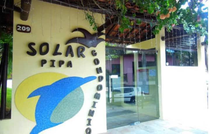resort Solar pipa casa N 35 na frente da pisina
