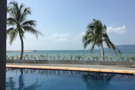 Beachfront Villa Koh Samui