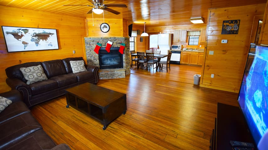 Save this month- 2 Bedroom Cabin