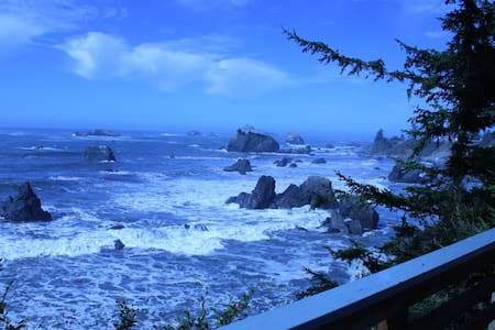 Pacific Get Away - Crescent City - Haus