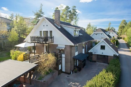 Comfortable house for 6-8 people - Täby