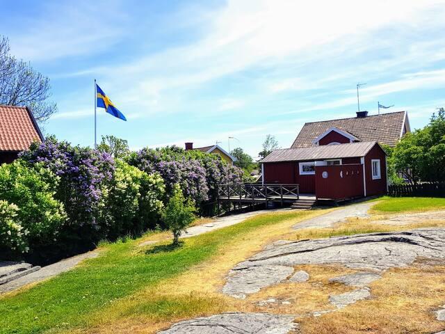 """""""Lillstugan"""" Möja Löka by Stockholms Skärgård"""