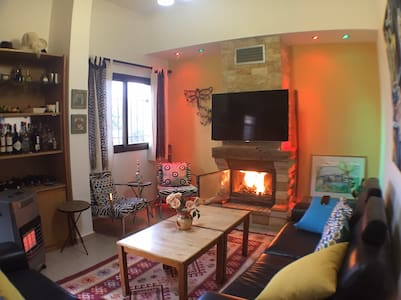 Cozy Chalet in Mar Charbel - Annaya