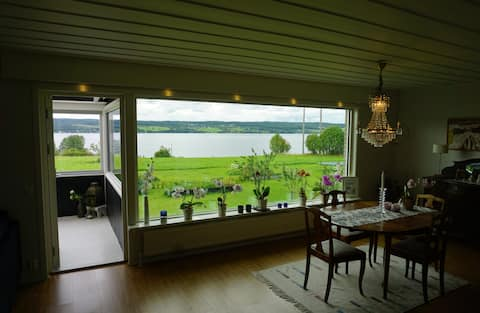 Stay in Modern Room Close to Centre of Östersund