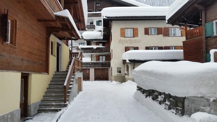 Klosters-Platz-5 1/2 Zimmer-charmant & gemütlich