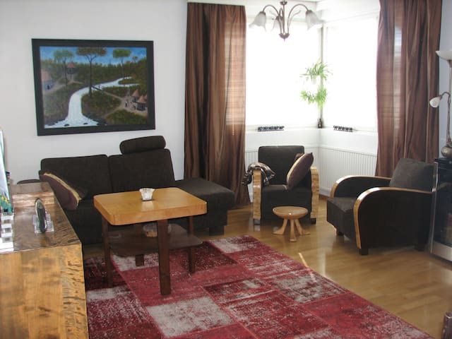 Cozy apartmet - 2 bedrooms & sauna - Hämeenlinna - Flat
