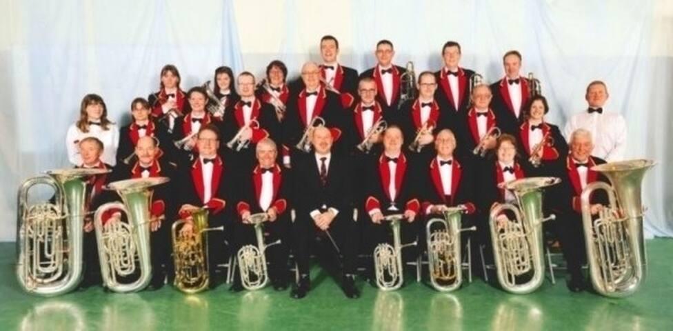 The Market Harborough Band