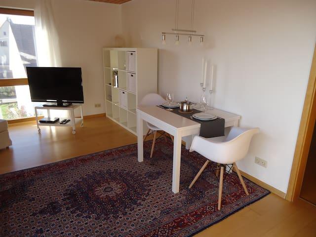 Rhein Apartment by Neiss - Weil am Rhein - Byt