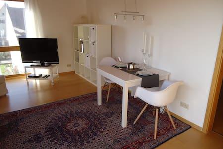 Rhein Apartment by Neiss - Weil am Rhein - Apartemen