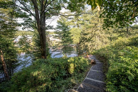 Muskoka River Retreat