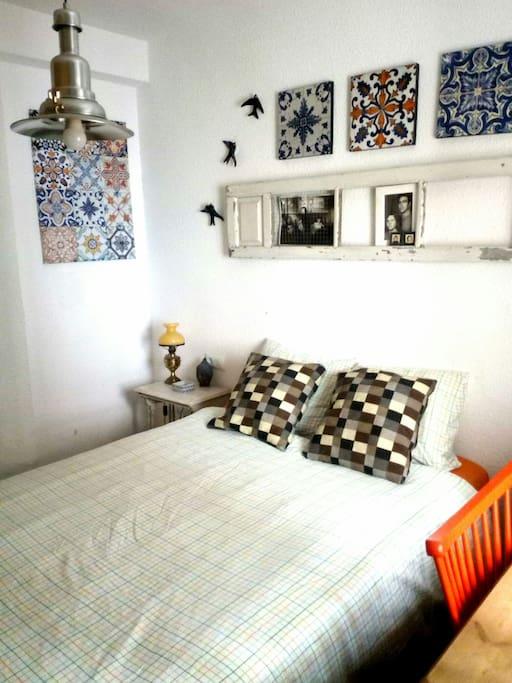 Habitación. Bedroom