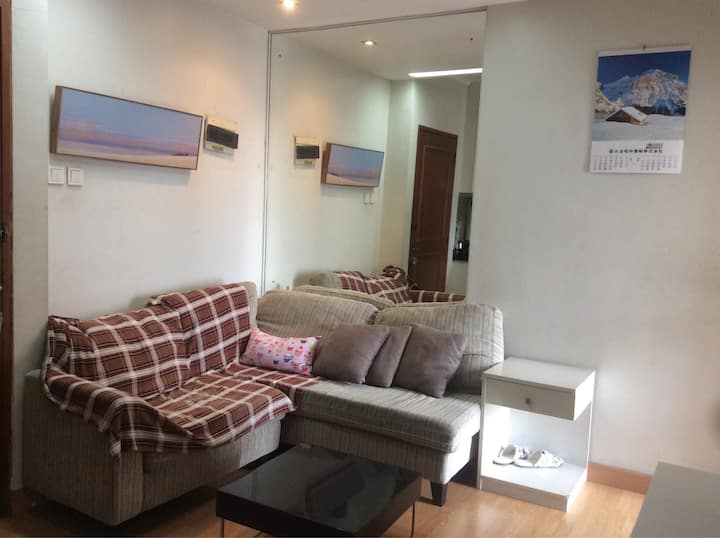 Lovely Spacious Room in the Heart of Jakarta City