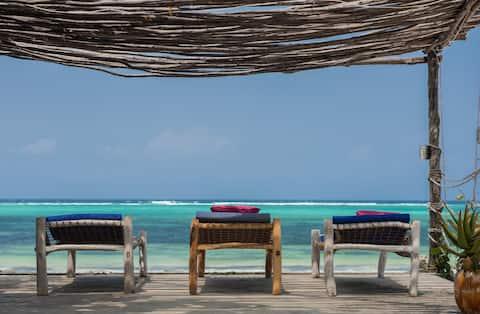 Maji Lodge, casa de playa de privacidad completa