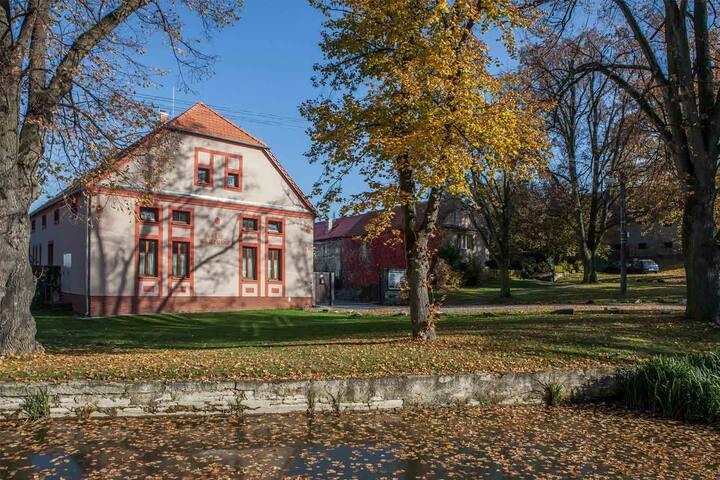 Rodinný apartmán Malíkovice
