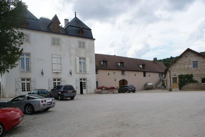 Gîte du Château - Premeaux-Prissey