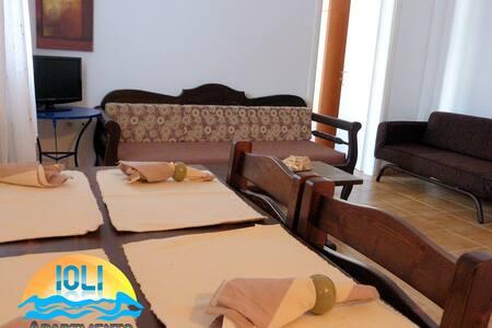 Ioli-Apartment No.6 - Sikinos