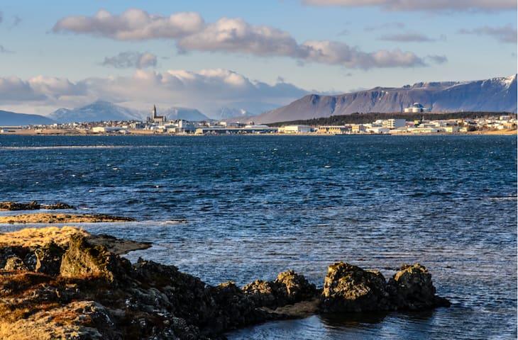 Seaside Paradise Apartment - Reykjavík