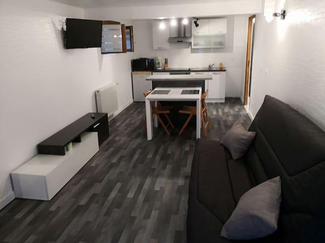 Studio de 25m2 proche d Aix les Bains