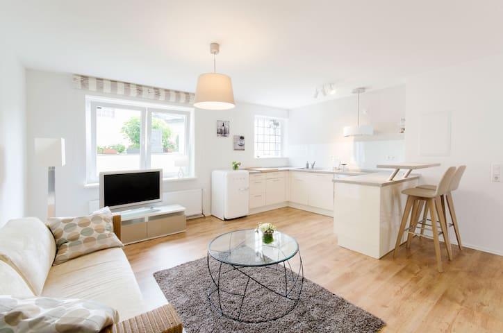 Schicke Wohnung - mitten in Remscheid. - Remscheid - Apartamento