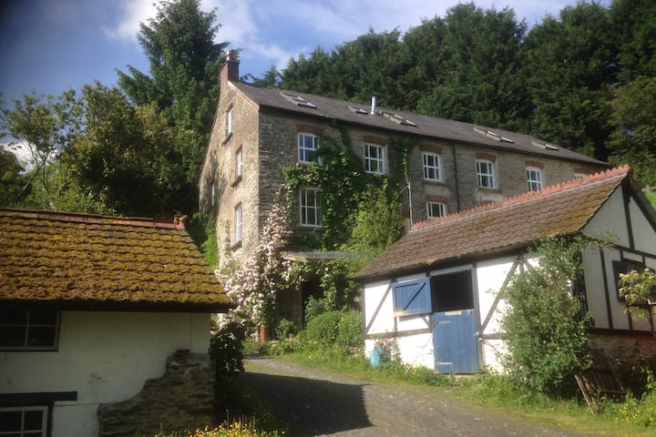 The Old Woollen Mill (Dog and planet friendly)