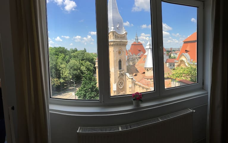 NEW! Central flat with a view - Timișoara - Apartament