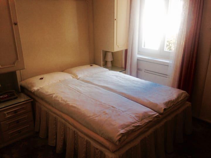 Little room in Lugano Aldesago