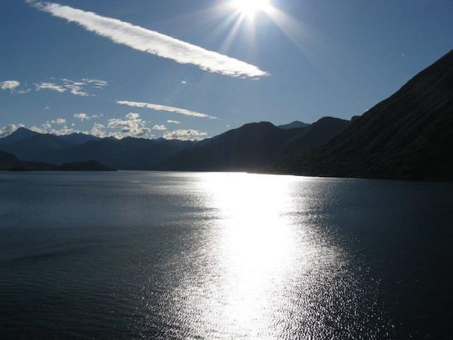 Lovely apartment with view on the lake - Argegno - Apartment