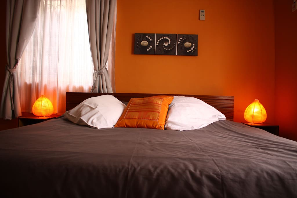 Nice room in a b b centre of accra chambres d 39 h tes for Chambre d hotes nice