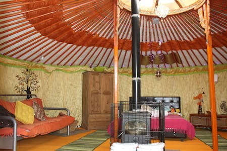 Giant Yurt - Mammoth Mongolian - Robertsbridge - Jurta