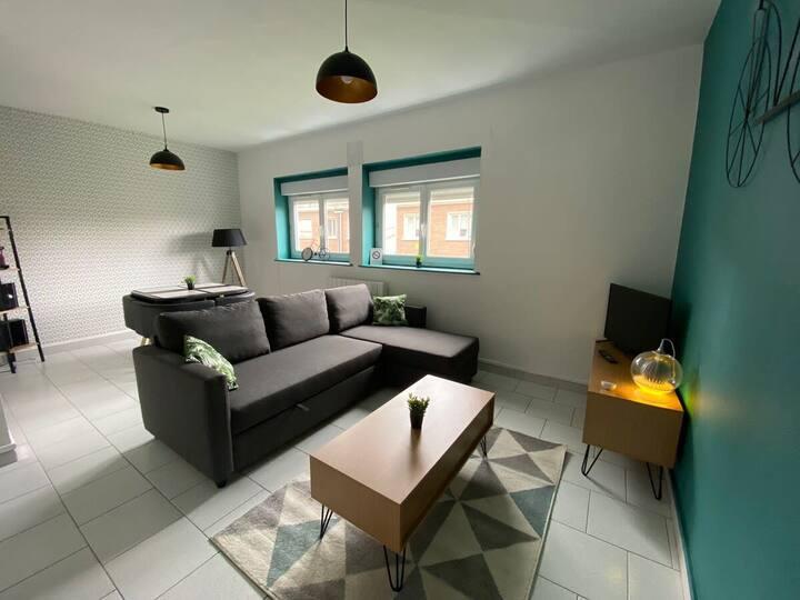 Valenciennes centre appartement tout confort