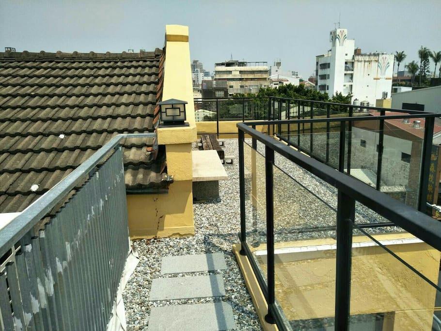 頂樓觀景台