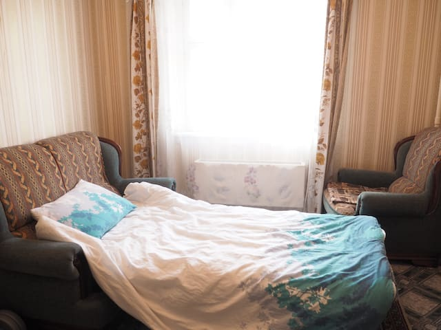 Cozy & clean single room near MSU - Moskva - Osakehuoneisto