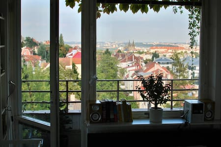 Apartment with Prague castle view - Praha